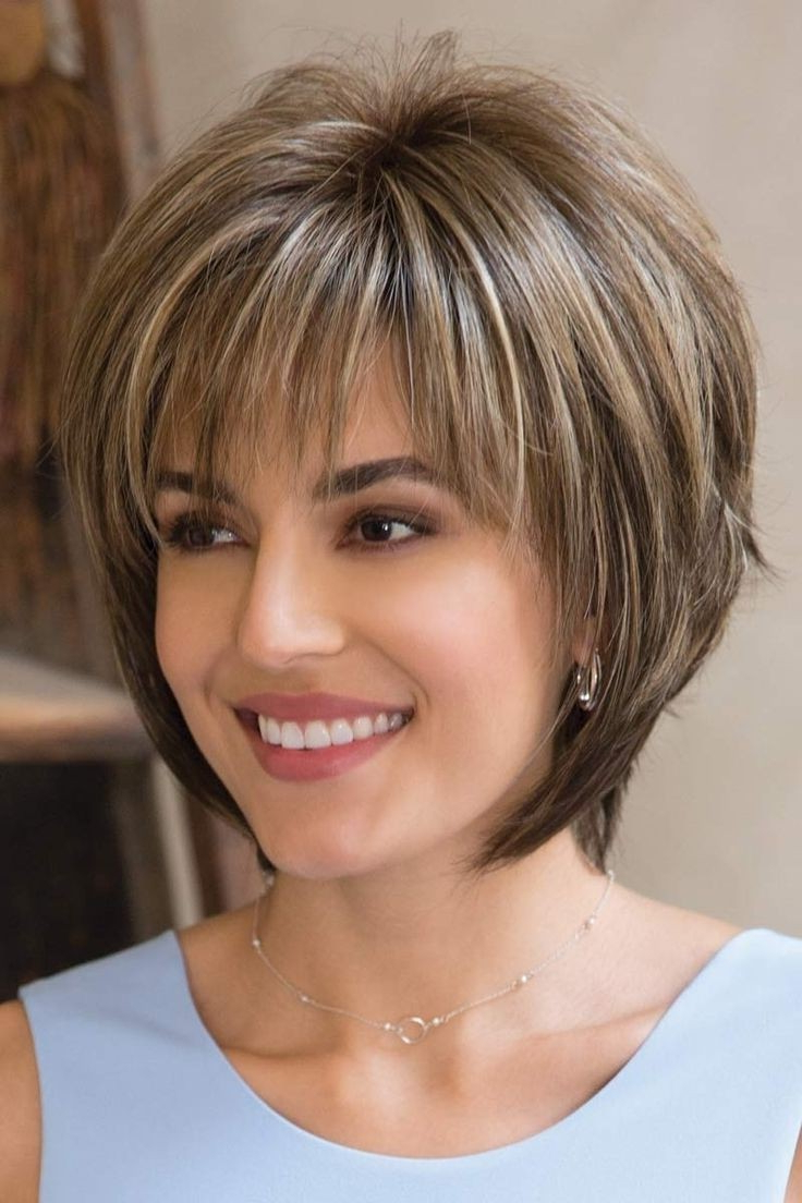 Short Hairstyles With Highlights – Latest Wedding Ideas And Pertaining To Short Hairstyles And Highlights (View 20 of 25)