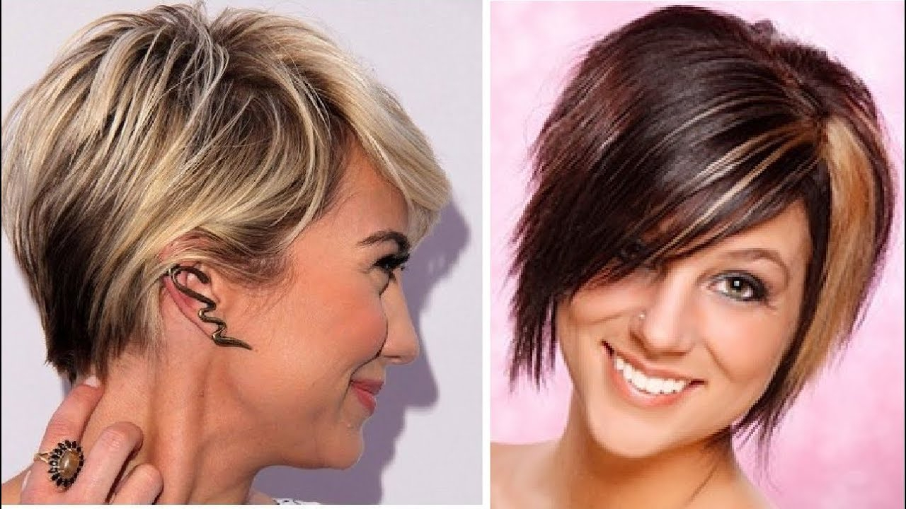 Short Hairstyles With Highlights – Leymatson Regarding Short Hairstyles And Highlights (View 10 of 25)
