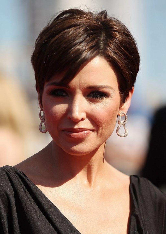 Short Hairstyles Women Over 40 | ???? | Pinterest | Short Hairstyle With Short Haircuts For Women Over  (View 15 of 25)
