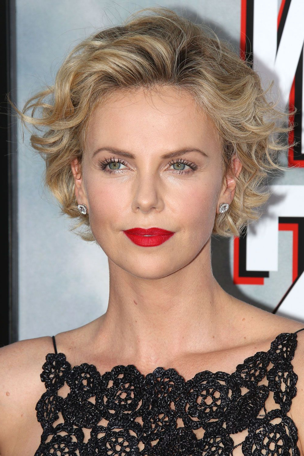 Short Hairstyles: Your A List Inspiration   Hairstyle   Pinterest Inside Charlize Theron Short Haircuts (View 22 of 25)