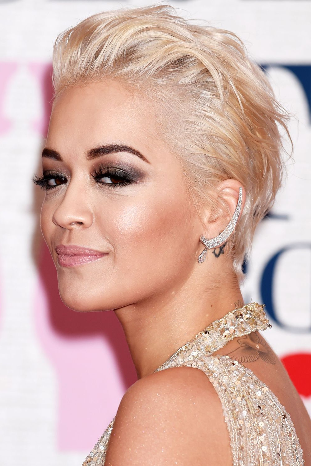 Short Hairstyles: Your A List Inspiration | Short Hairstyle Pertaining To Rita Ora Short Hairstyles (View 25 of 25)