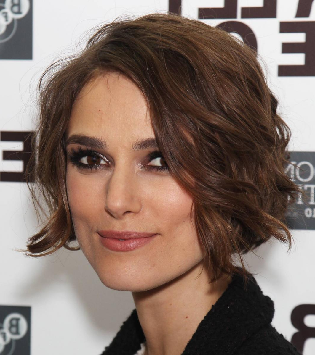 Short Hairstyles Your Face   Hairtechkearney Pertaining To Easy Care Short Haircuts (View 24 of 25)