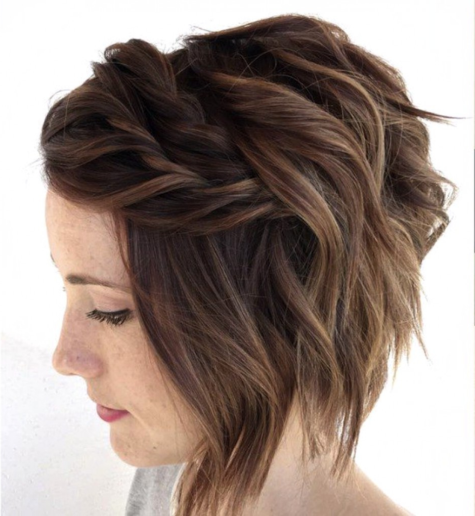 Short Homecoming Hairstyles Inside Homecoming Short Hairstyles (View 22 of 25)