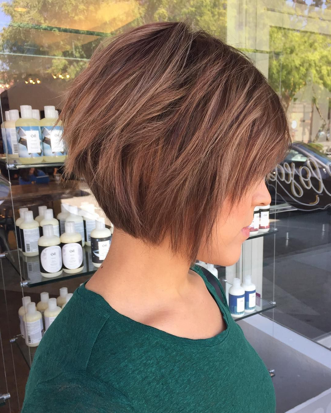 Short Layered Bobs – Gallery Hairstyle Ideas Inside Long Hairstyles Short Layers (View 18 of 25)