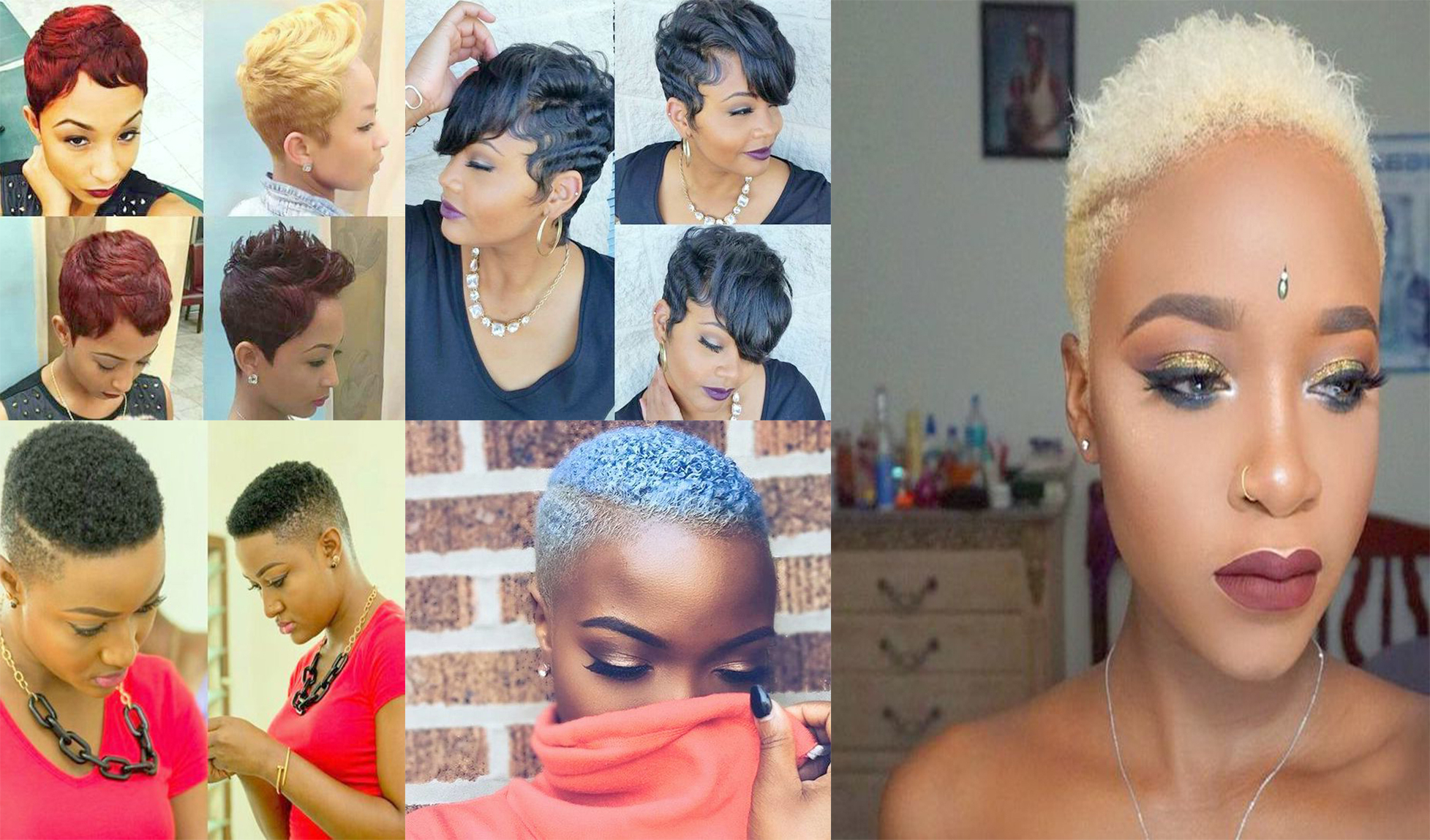 Short Layered Hairstyles For Black Women – Easy Best Hairstyles Pertaining To Short Layered Hairstyles For Black Women (View 7 of 25)