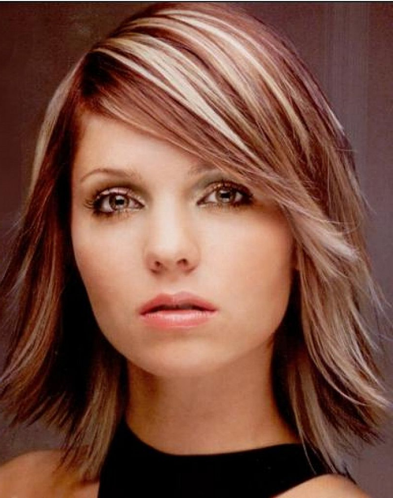 Short Layered Hairstyles For Long Hair Medium Length Straight Within Long Hair Short Layers Hairstyles (View 9 of 25)