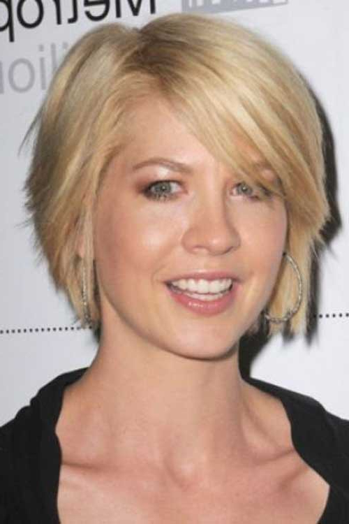 Short Layered Hairstyles For Thin Hair Inspirational 20 Short Within Layered Bob Haircuts For Fine Hair (View 23 of 25)