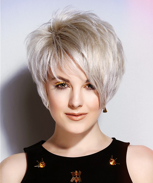 Short Layered Hairstyles Intended For Short Layered Hairstyles (View 10 of 25)