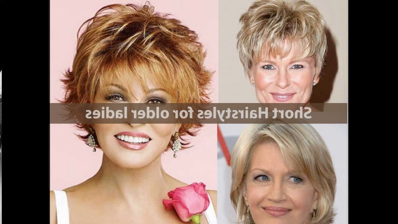 Short Layered Wispy Haircuts – Youtube Intended For Wispy Short Haircuts (View 4 of 25)