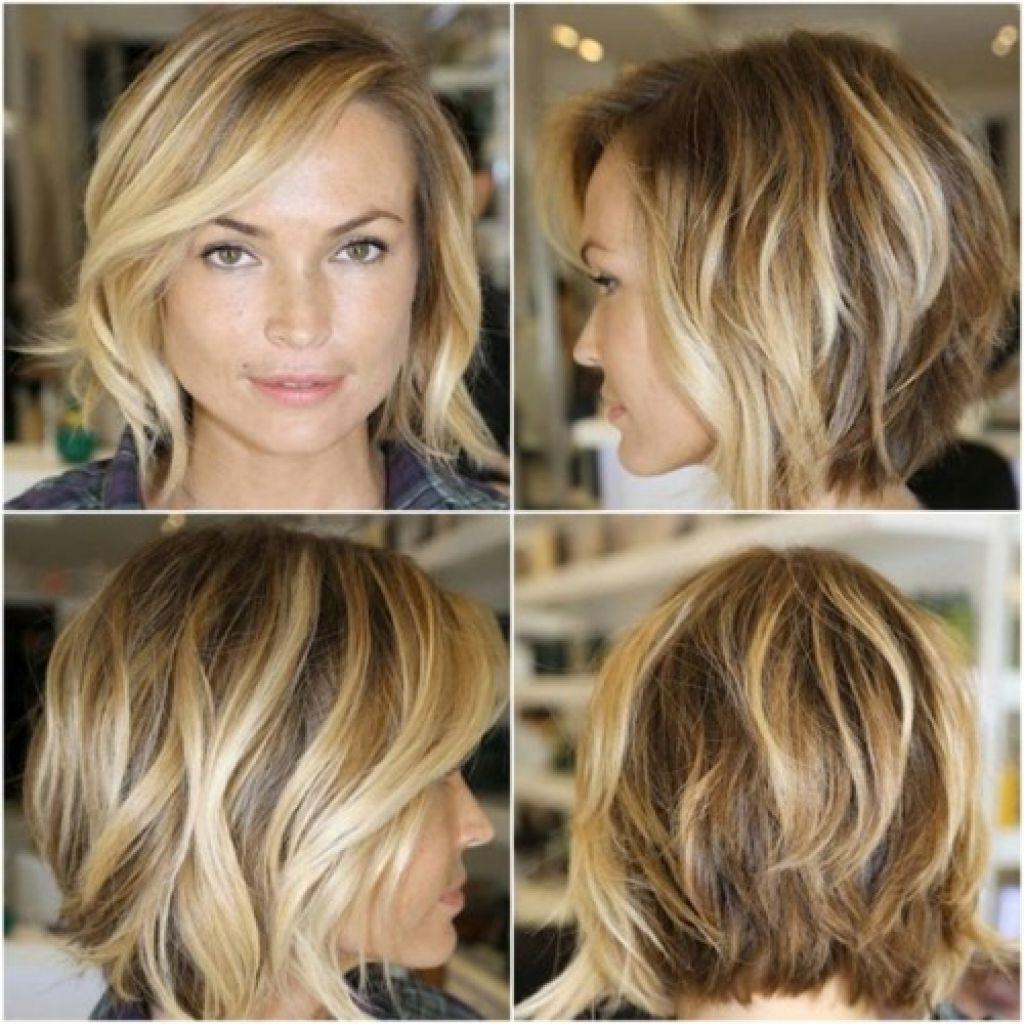 Short Length Hairstyles – Leymatson Regarding Short To Medium Haircuts (View 8 of 25)