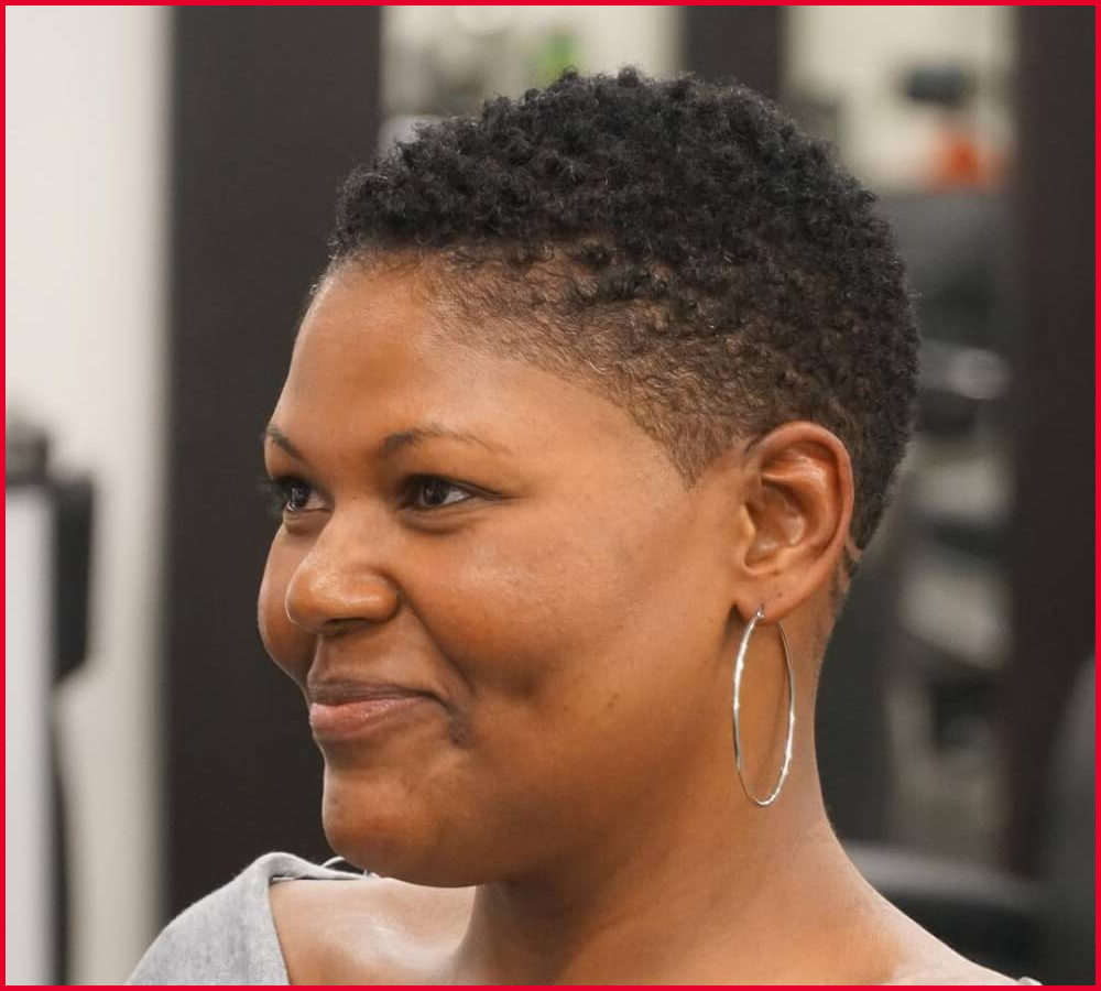 Short Natural Black Hairstyles Pictures – Best Hairstyle 2018 Throughout Short Haircuts For Black Women With Round Faces (View 23 of 25)