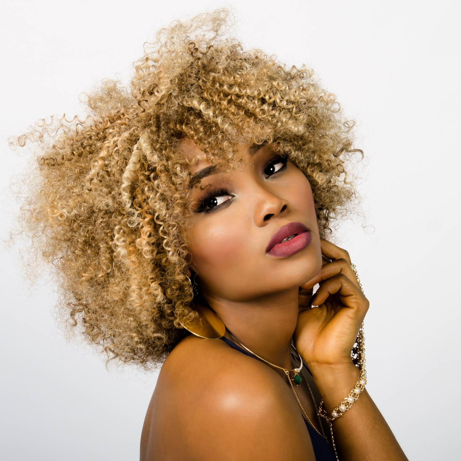 Short Natural Hairstyles   Natural Hairstyles For Short Hair Throughout Short Haircuts For Black Teenage Girls (View 11 of 25)