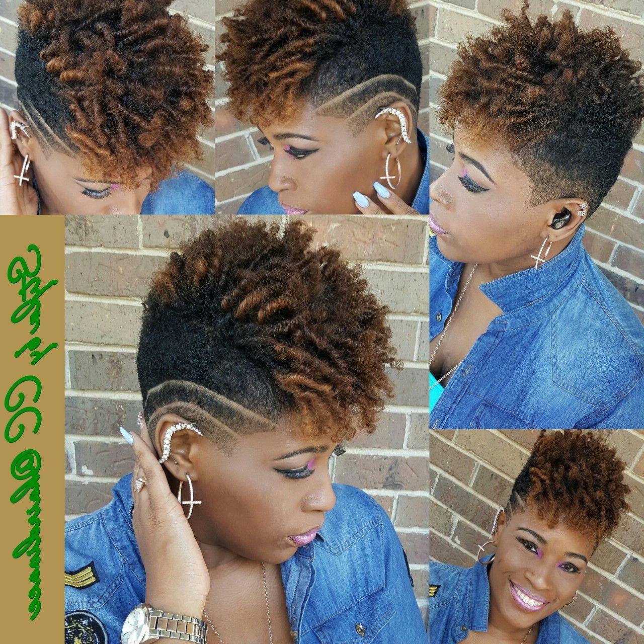 Short Natural Undercut Black Women Short Cuts | Tapered Natural Hair With Regard To Short Haircuts For Natural Hair Black Women (View 10 of 25)