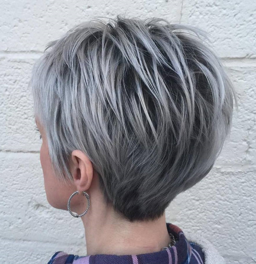 Short Pixie Cuts For 2018 – Everything You Should Know About A Pixie Cut Within White Bob Undercut Hairstyles With Root Fade (View 8 of 25)