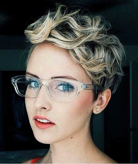 Short Pixie Haircuts 2014 – 2015 | Short Hairstyles 2017 – 2018 For Long Messy Ash Blonde Pixie Haircuts (View 18 of 25)