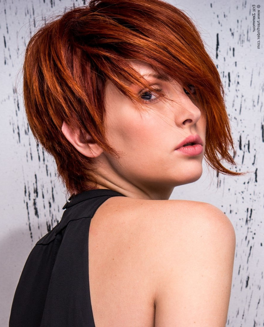 Short Pixie Haircuts For Thick Hair – Short And Cuts Hairstyles Throughout Short Haircuts For Wavy Thick Hair (View 15 of 25)