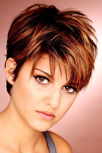 Short Red Hairstyles | Hair Styles | Pinterest | Short Hair Styles Pertaining To Messy Sassy Long Pixie Haircuts (View 5 of 25)
