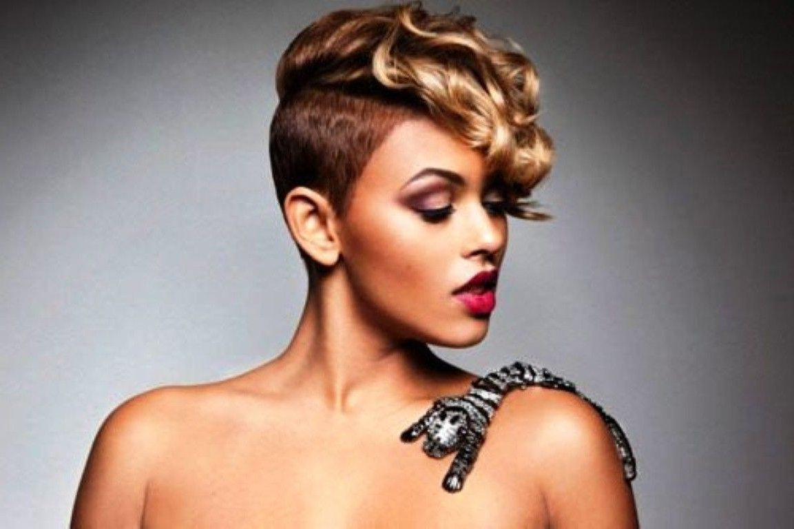 Short Shaved Female Hairstyles Best Of Shaved Hairstyles For Women Intended For Posh Spice Short Hairstyles (View 14 of 25)