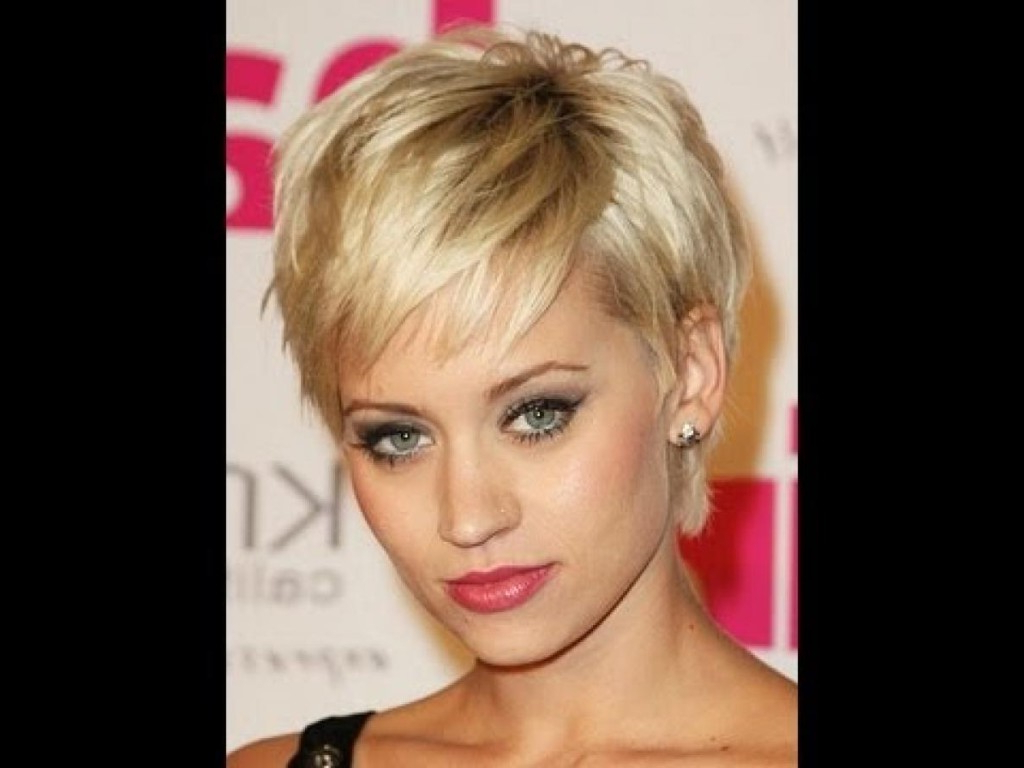 Short Short Haircuts For Oval Faces   Free Hairstyles Within Short Hairstyles For Fine Hair Oval Face (View 9 of 25)