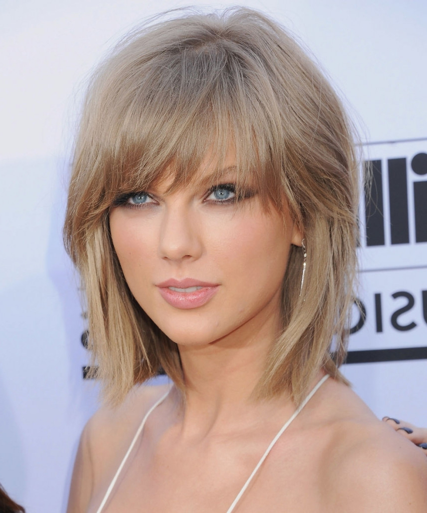 Short Shoulder Length Hairstyles Layers Medium Length Hairstyles Intended For Short Shoulder Length Hairstyles For Women (View 23 of 25)
