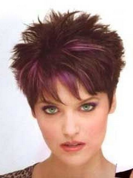 Short Spiky Haircuts For Women | Cute Haircuts In 2018 | Pinterest For Short Spiked Haircuts (View 2 of 25)