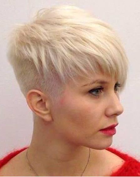 Short Spiky Haircuts For Women For Short Spiked Haircuts (View 11 of 25)