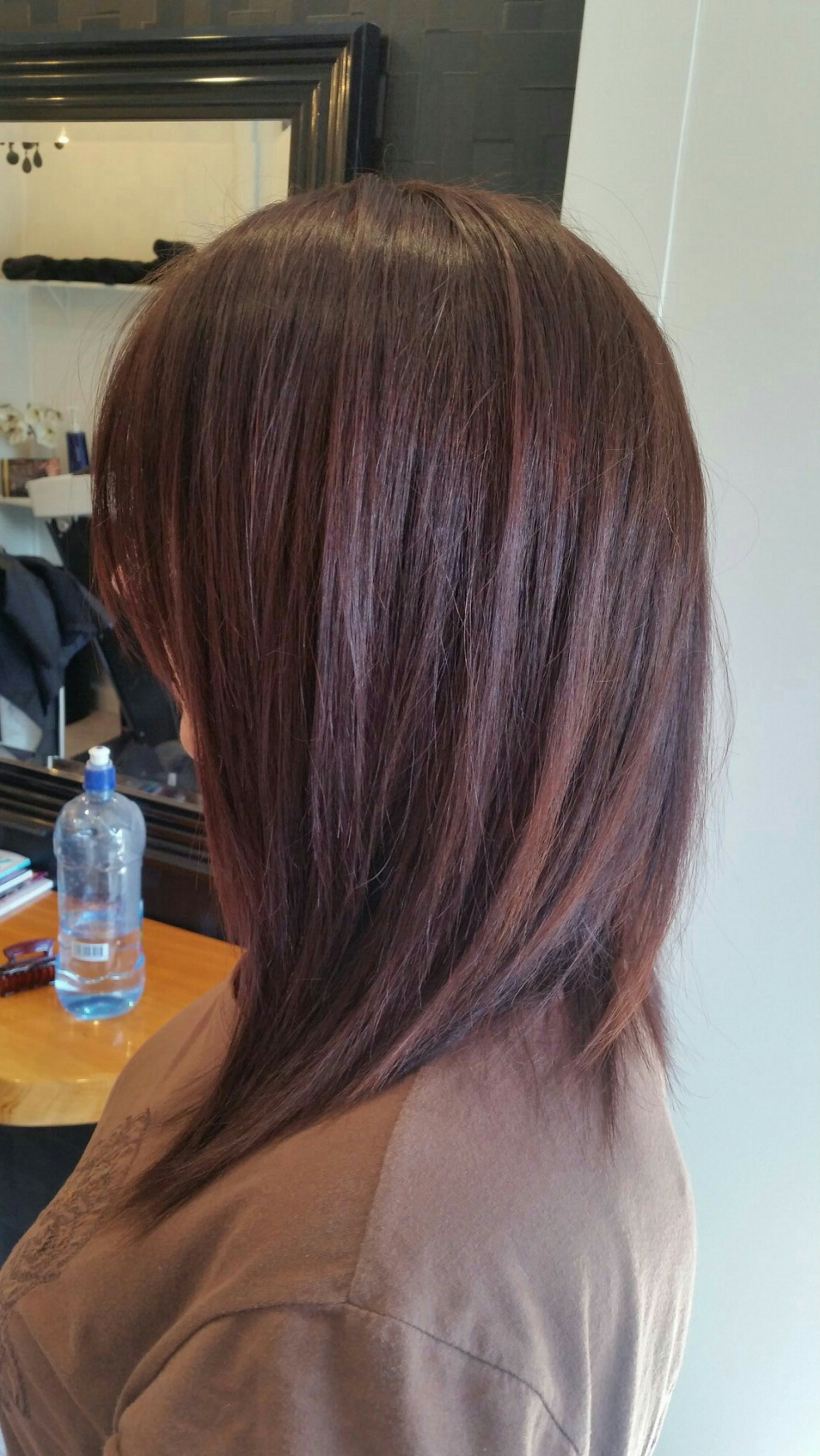 Short V Layered Haircut | Latest Hairstyles And Haircuts For Women Within V Shaped Layered Short Haircuts (View 5 of 25)
