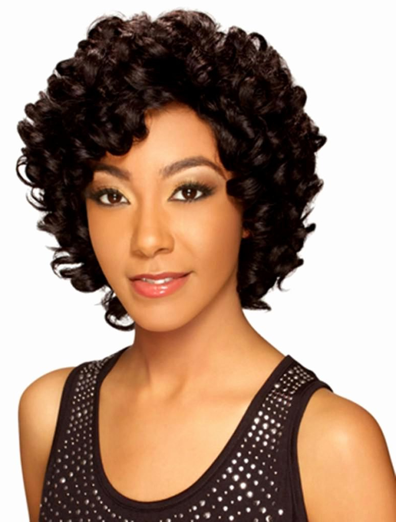 Short Weave Hairstyles For Round Faces Short Hairstyles For Round Pertaining To Short Weaves For Oval Faces (View 19 of 25)
