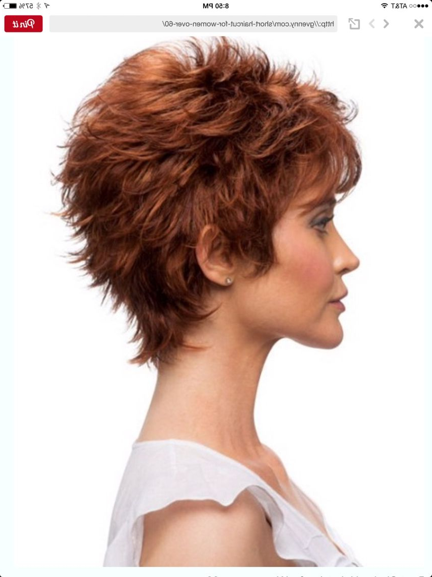 Short With Layers | Spunky Short Hair | Pinterest | Layering, Shorts Inside Spunky Short Hairstyles (View 20 of 25)