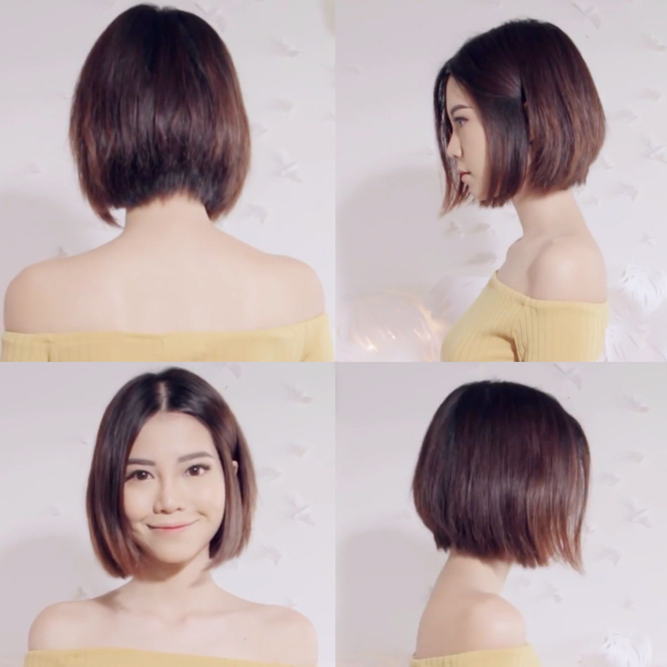 Featured Photo of Korean Short Bob Hairstyles