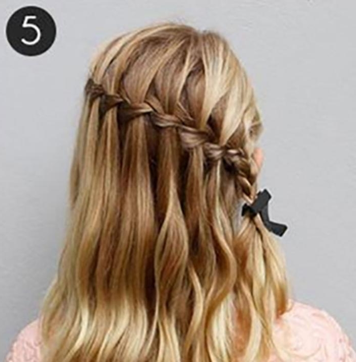 Side French Braid Into Ponytail Try This Hairstyle Diagonal Ladder Inside Diagonally Braided Ponytail Hairstyles (View 23 of 25)