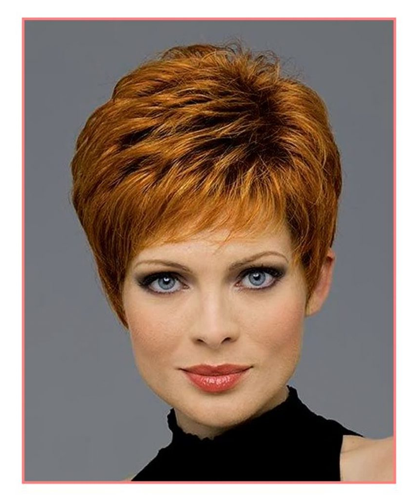 Image Gallery Of Short Haircuts For Over 50s View 5 Of 25 Photos