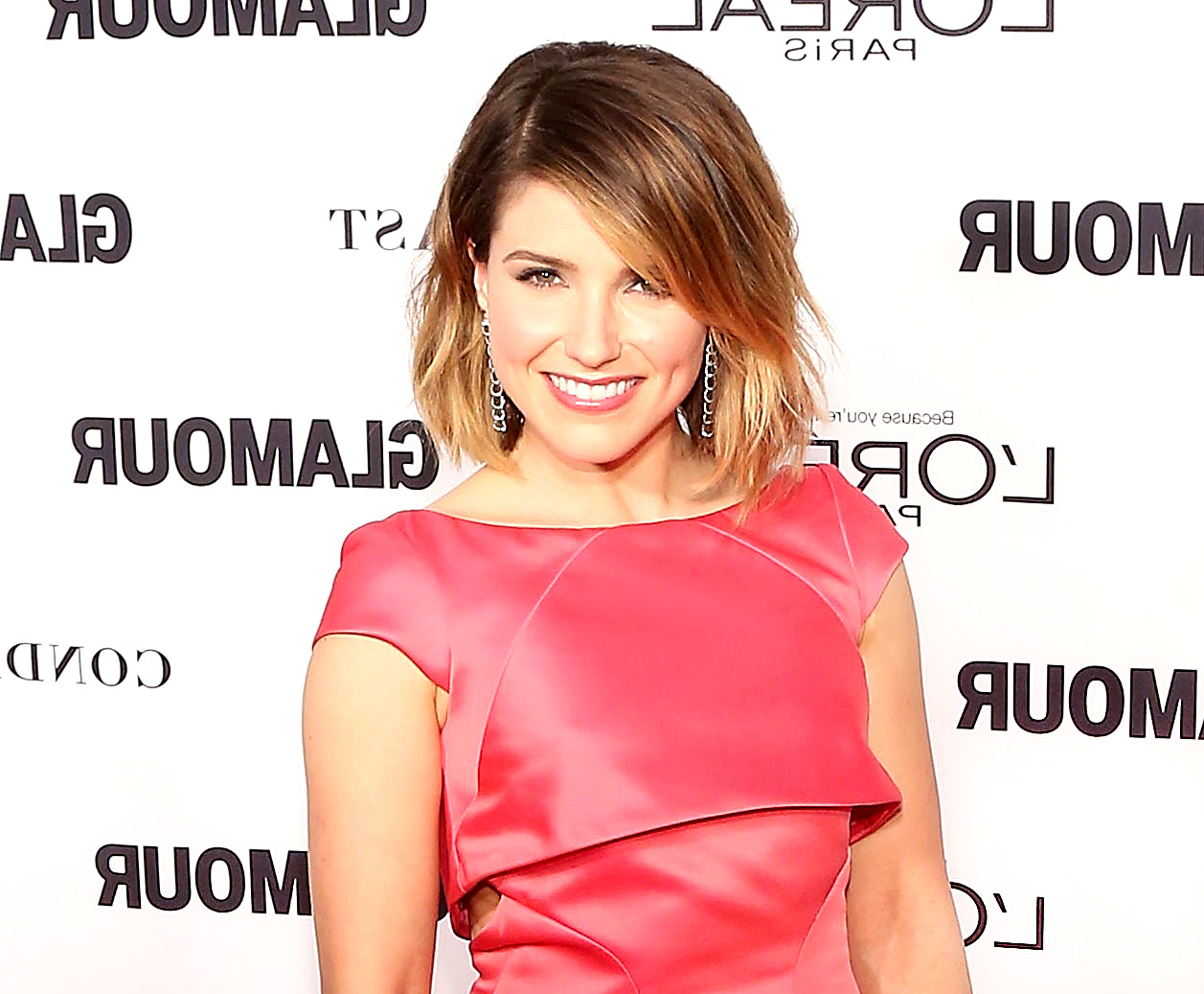 Sophia Bush Debuts Major Chop: See Her Hair Makeover! With Regard To Sophia Bush Short Hairstyles (View 10 of 25)