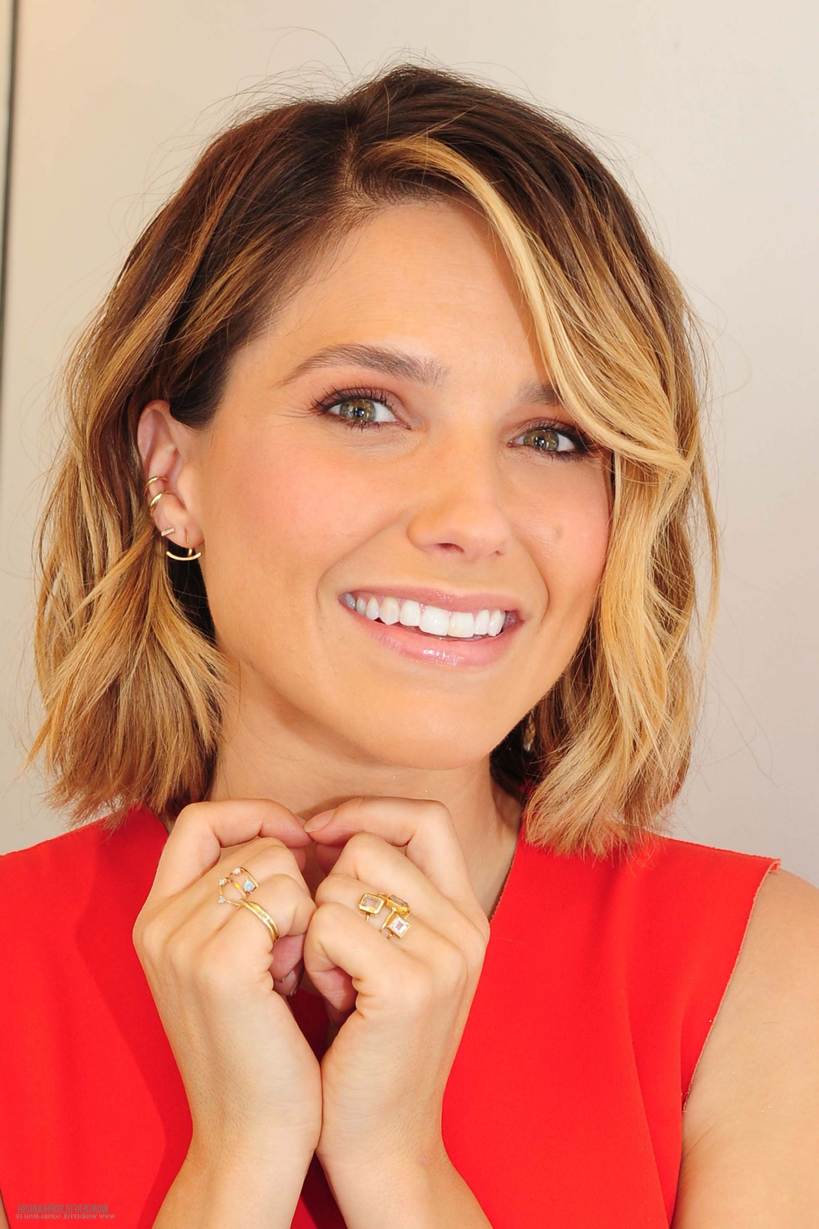 Sophia Bush Nbc Studios 014 Cliquer Sur L'image Pour Fermer Regarding Sophia Bush Short Hairstyles (View 24 of 25)