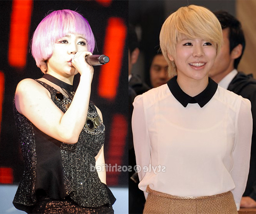 Soshified Styling Sunny: Hit Or Miss? With Regard To Sunny Blonde Finely Chopped Pixie Haircuts (View 10 of 25)
