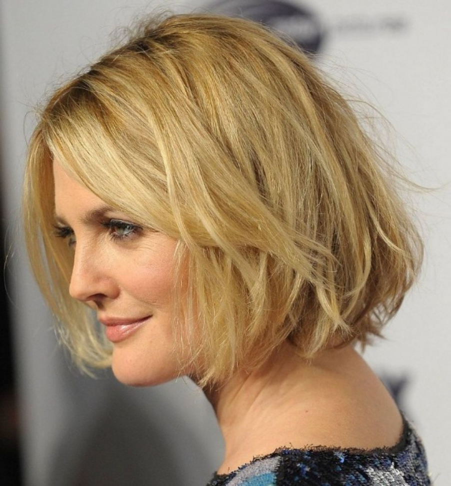 Special Hair Model To Medium Short Hairstyle For Women Over 50 Women With Short Length Hairstyles For Women Over  (View 4 of 25)