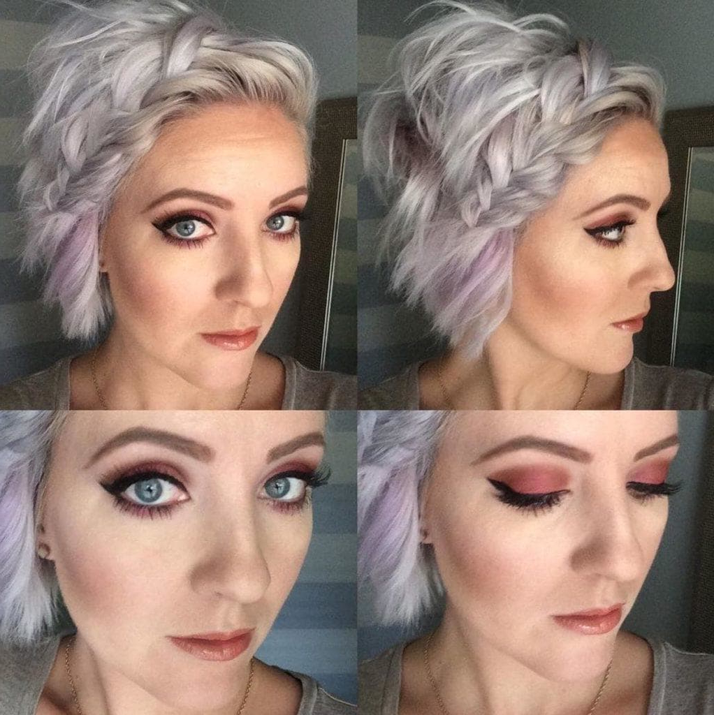 Sporty Hairstyles For Short Hair: 12 Looks That Will Help You Slay Pertaining To Sporty Short Haircuts (View 23 of 25)