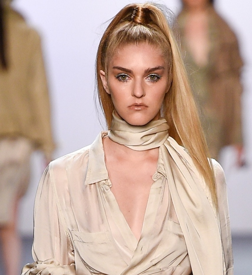 Spring 2017's Ponytail Is A Funky Twist On This Classic Hairstyle With Wrapped High Ponytails (View 20 of 25)
