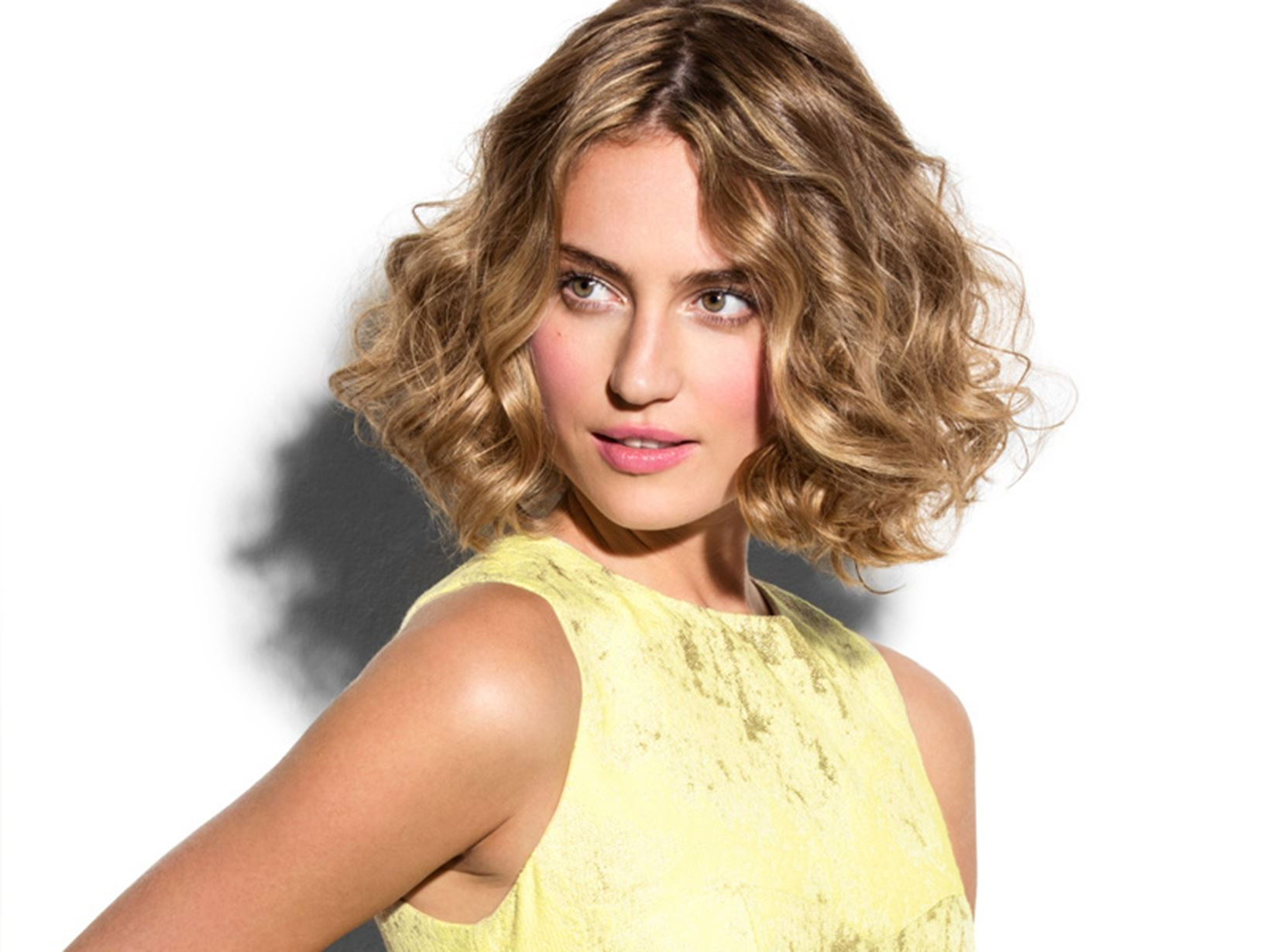 Spring Hairstyles – For Hair With A New Lease Of Life – Nivea With Carrie Bradshaw Short Hairstyles (View 16 of 25)