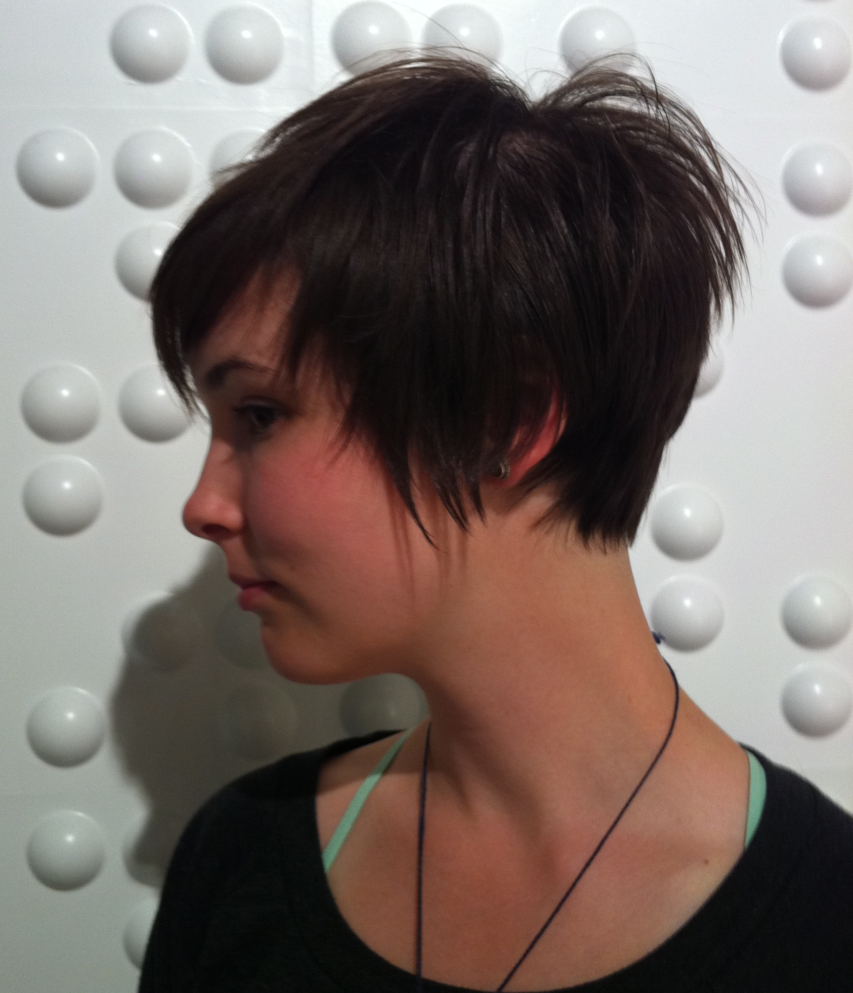 Spunky Short Haircuts   Hairstyle For Women & Man Regarding Spunky Short Hairstyles (View 3 of 25)