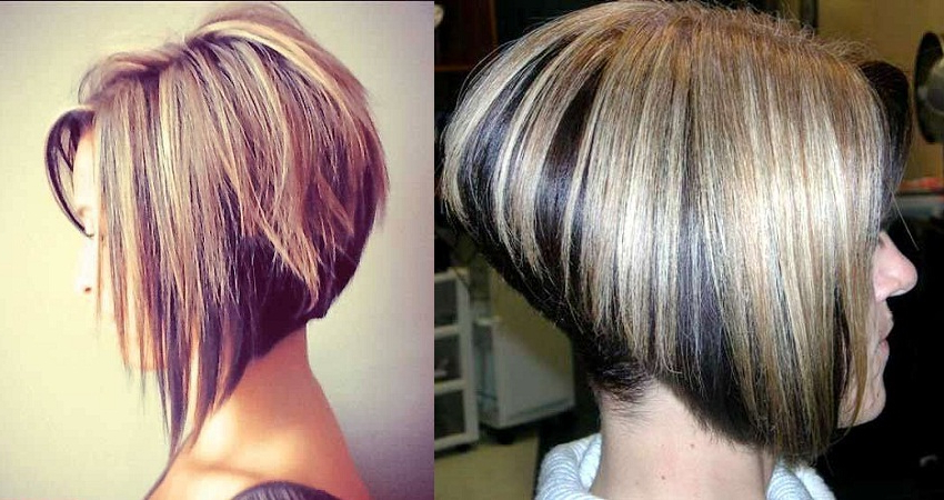 Stun With Latest Hairstyles For All Hair Types – Fashionbuzzer Regarding A Line Amber Bob Haircuts (View 16 of 25)