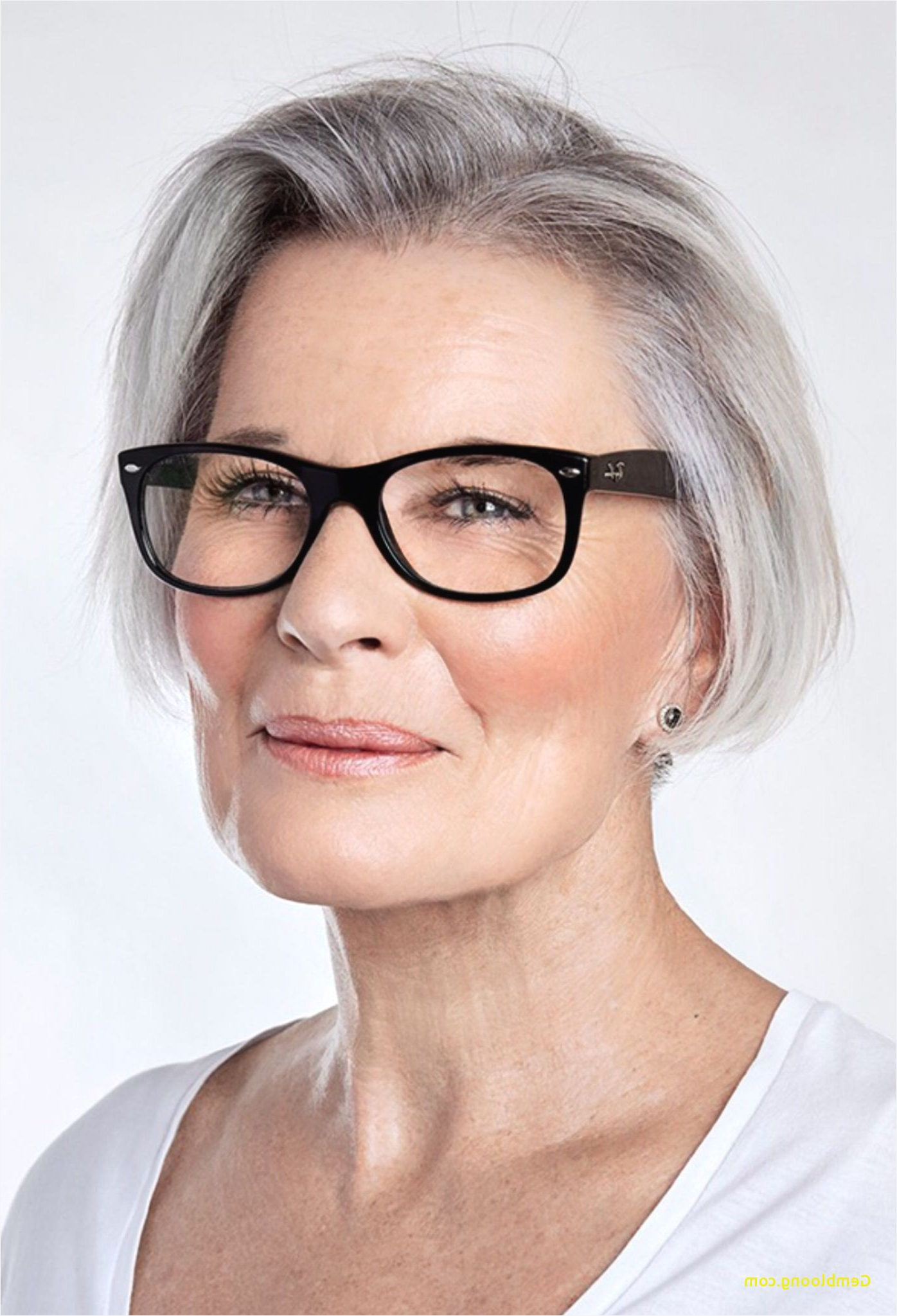 Style Within Short Haircuts For Glasses Wearer (View 9 of 25)