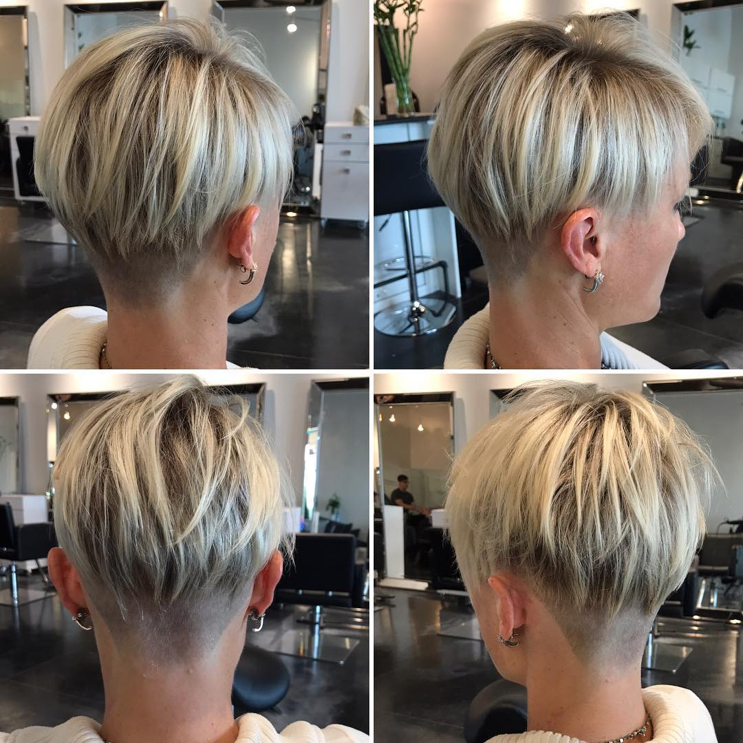 Stylish Pixie Cut Designs – Women Short Hairstyles For Summer Throughout Short Hairstyles For Summer (View 20 of 25)