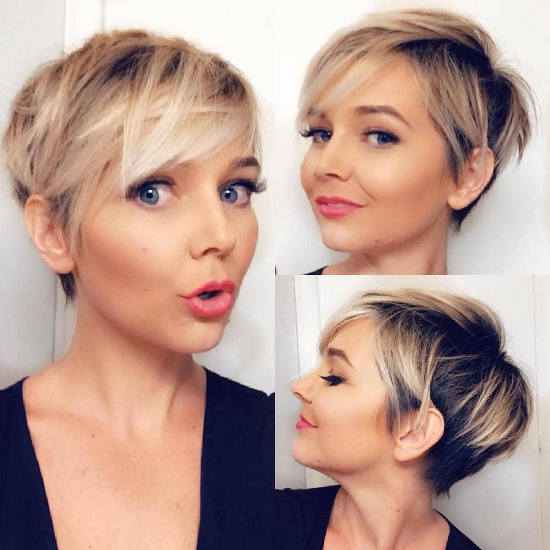 Summer Hairstyle Ideas For Short Hair, Women Short Haircut – Popular With Summer Hairstyles For Short Hair (View 14 of 25)