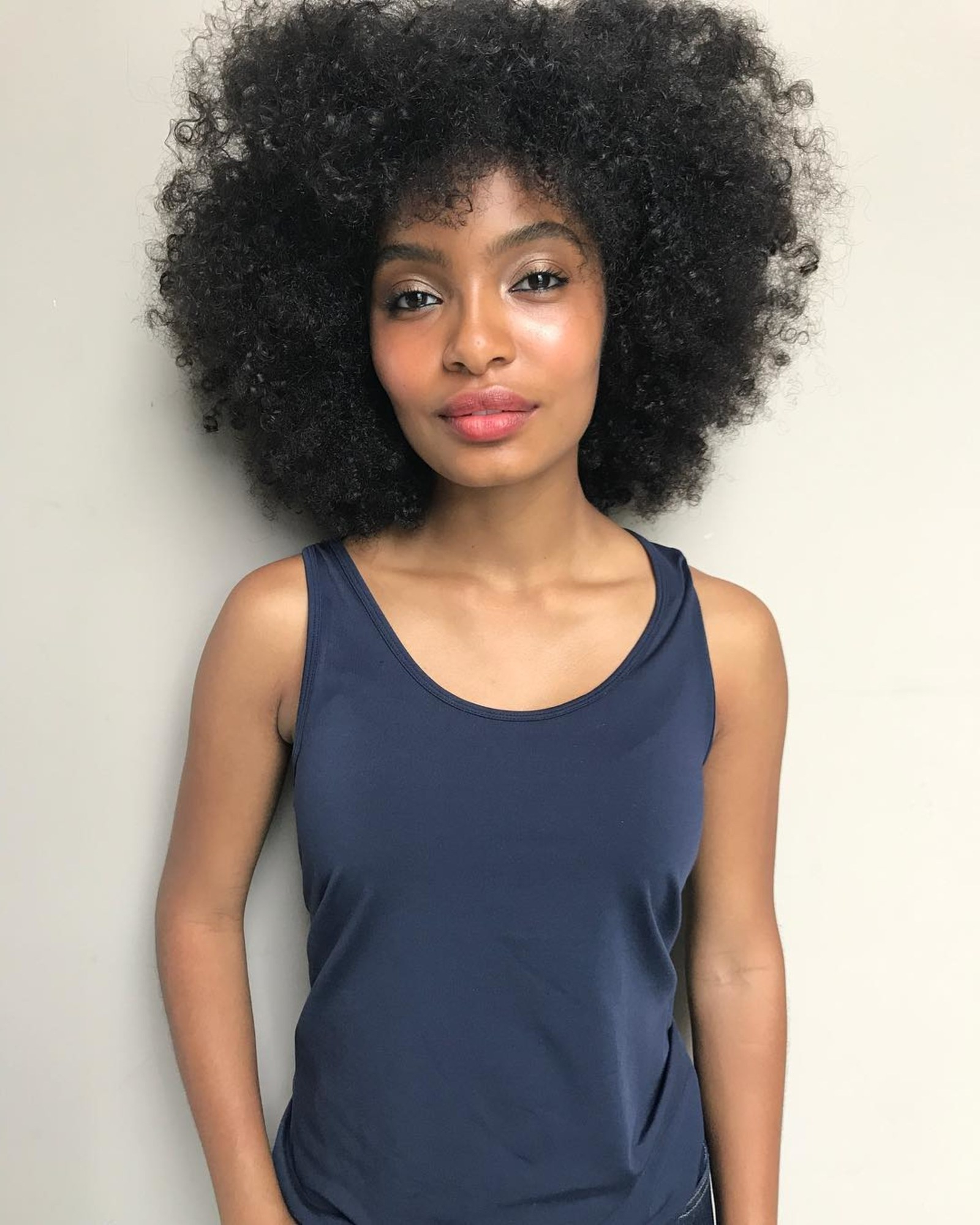 Summer Hairstyles 2017: The Best Summer Haircuts For Every Length Regarding Natural Textured Curly Hairstyles (View 6 of 25)