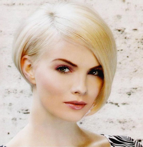 Tapered Bob Haircut | Short Hairstyles 2017 – 2018 | Most Popular Throughout Short Bob Hairstyles With Tapered Back (View 24 of 25)