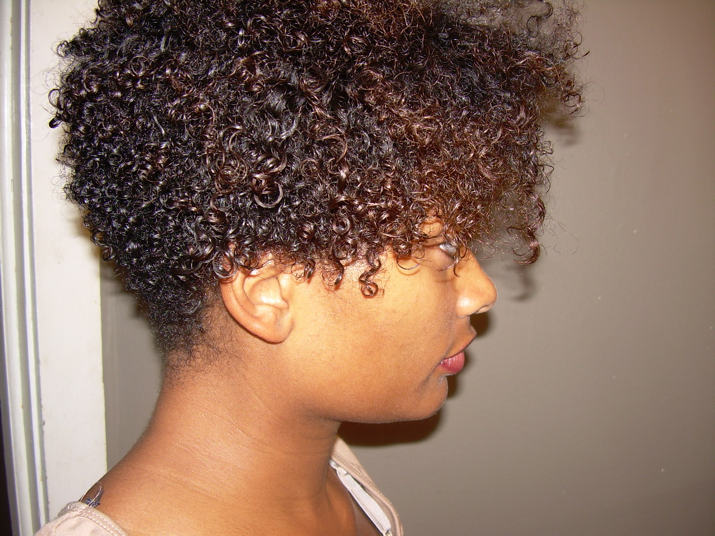 Texturizers For Natural Hair Styles – Thirstyroots: Black Hairstyles With Short Haircuts For Curly Black Hair (View 8 of 25)