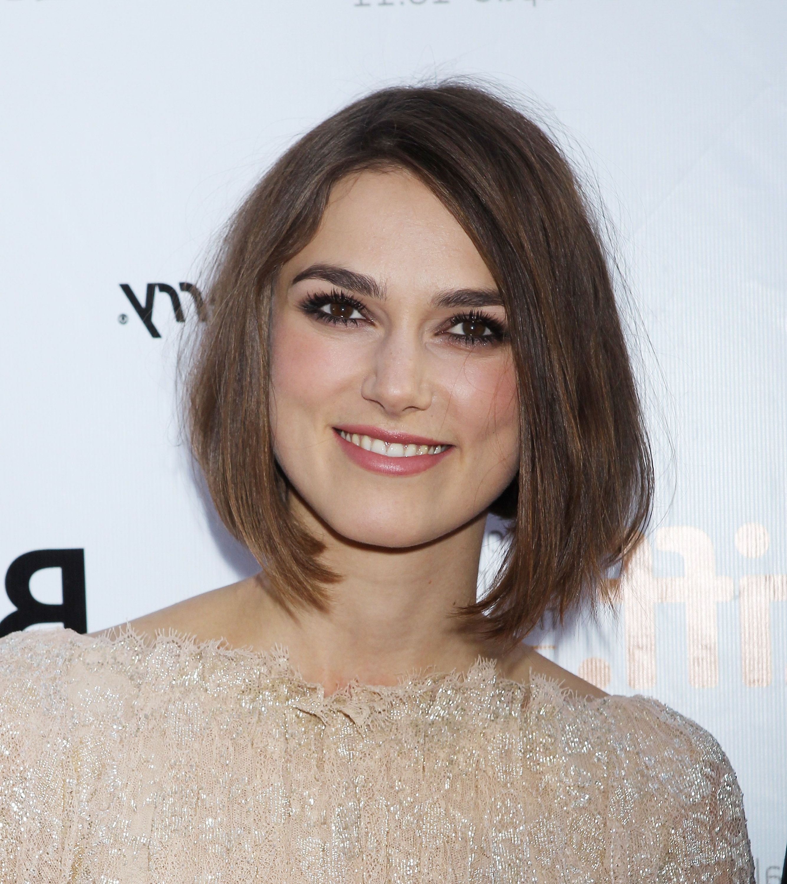 The 13 Best Hairstyles For Square Faces Pertaining To Short Haircuts For Square Jawline (View 2 of 25)