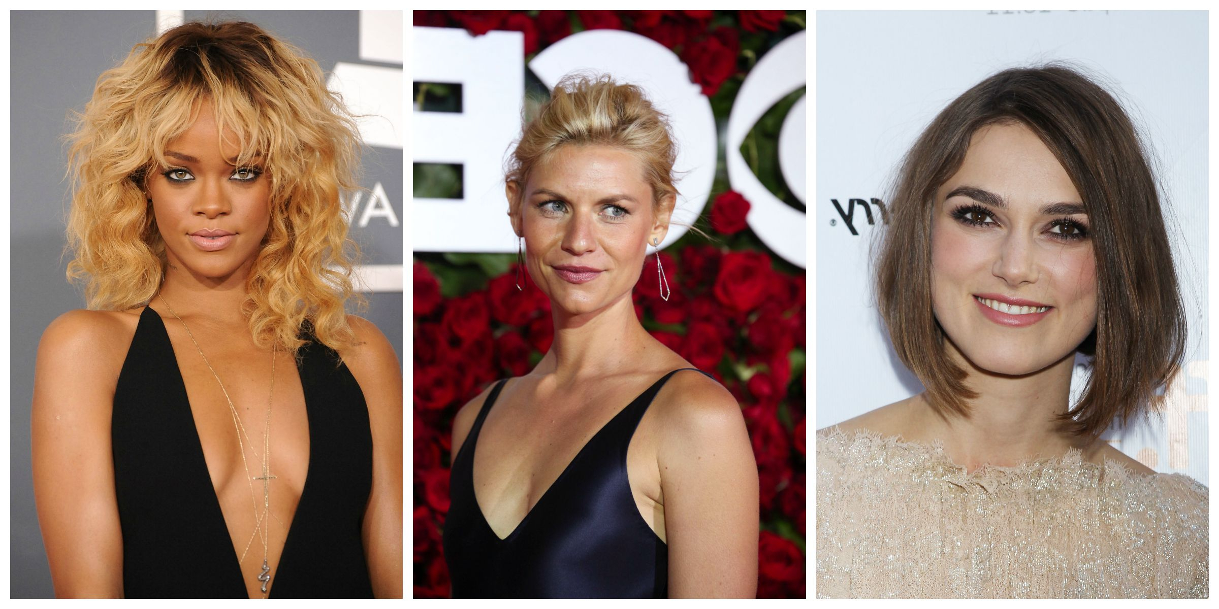 The 13 Best Hairstyles For Square Faces Regarding Short Hairstyles For Pointy Chins (View 12 of 25)