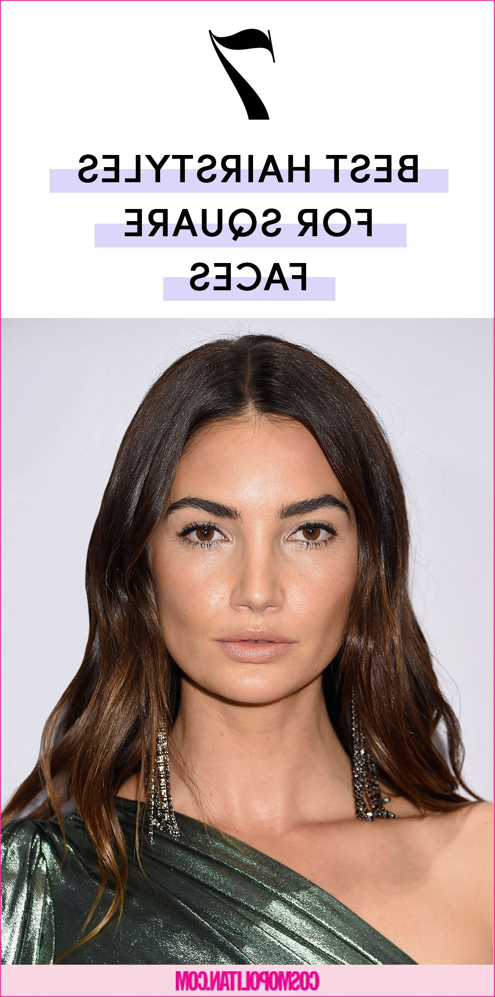 The 7 Best Hairstyles For Square Face Shapes Intended For Short Haircuts For Square Jawline (View 12 of 25)